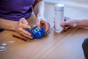 el stimulation ved genoptræning af hånd