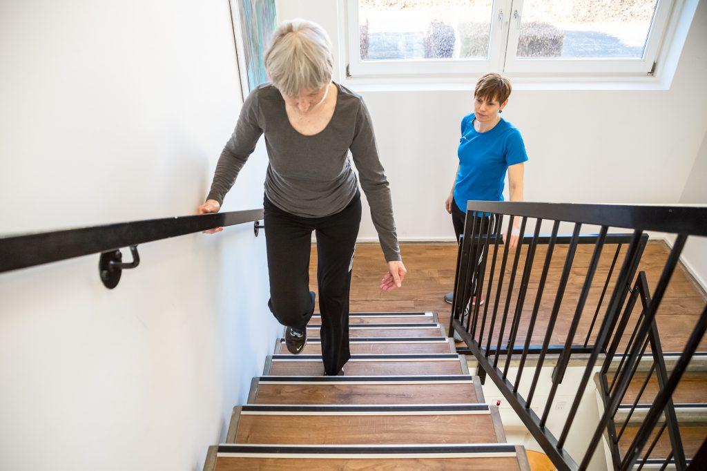 Balancetræning - hvor lidt støtte kan du nøjes med?
