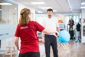 Balancetræning ved neuropati
